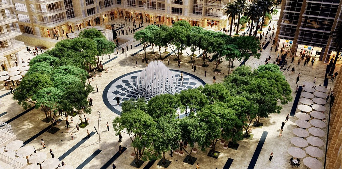 5 Districts Within Phase One of Ithra Dubai's Deira Enrichment Project Nears Complet...
